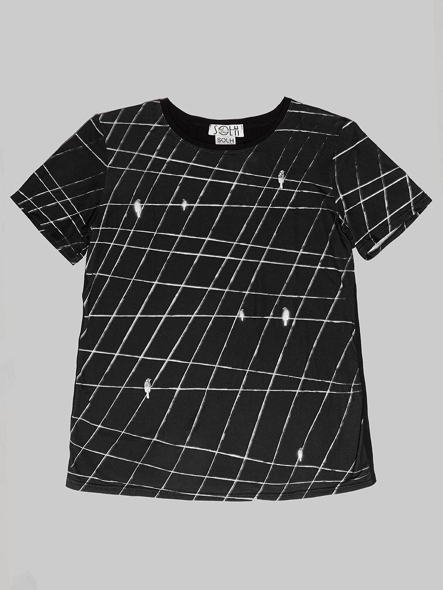 2119 футболка Роял, черный (52)