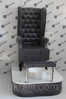 Кресло-трон для педикюра Diamant