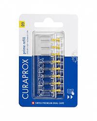 Набор межзубных ершиков Curaprox CPS 09-8 Prime Refill d 0,9 мм, 8 шт.