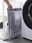 Корзина для белья Laundry Storage Basket Серая, фото 3