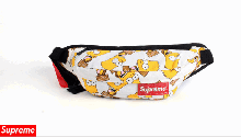 Поясная сумка Supreme (Simpsons) сумка на пояс