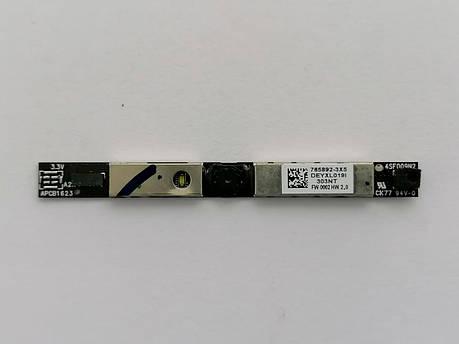 Б/У Web camera для ноутбука HP 250 G5, 255 G5, 250 G4, 255 G4, 15-AC, 15-AY, 15-AF, фото 2