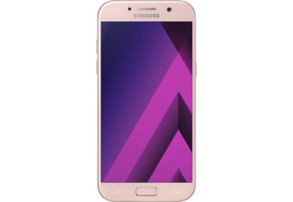 Смартфон Samsung Galaxy A5 A520F Pink Stock A-