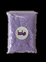 Пенопластовые шарики (1000 мл) лавандовые