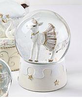 Снежный шар новогодний Олененок 192-112