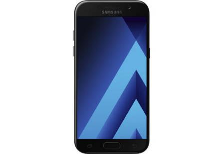 Смартфон Samsung Galaxy A5 A520F Black Stock A-, фото 2