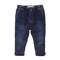 Детские джинсы с подкладкой для мальчика 1-4 года