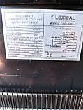Кулер для воды Lexical настольный компрессорный охлождение/нагрев 550W/90W черный, фото 5