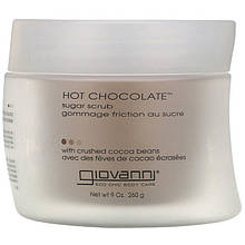 "Сахарный скраб для тела Giovanni, Hot Chocolate ""Sugar Scrub"" горячий шоколад (260 г)"