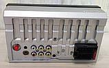 Автомагнитола Pioneer 7021 GPS, 4x60W, 7'', 2DIN, BT, SD, USB,AUX,Fm + пульт, фото 5
