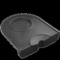 Коврик для темперовки мягкий маленьки (черный) 140х125х30мм, фото 1