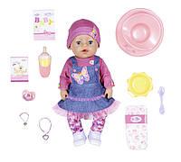 Кукла Baby Born Джинсовый Лук Нежные объятия Zapf 831298, фото 1