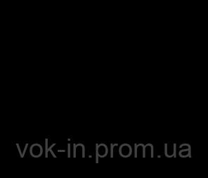 Соединительный отвод 45°, фото 2