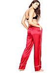 Женские домашние штаны Victoria's Secret art262460 (Красный, размер XS), фото 2