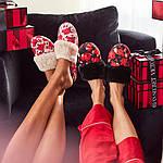 Женские домашние штаны Victoria's Secret art262460 (Красный, размер XS), фото 3