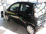Молдинги на двері для Peugeot 107 3 Door 2005-2014, фото 2