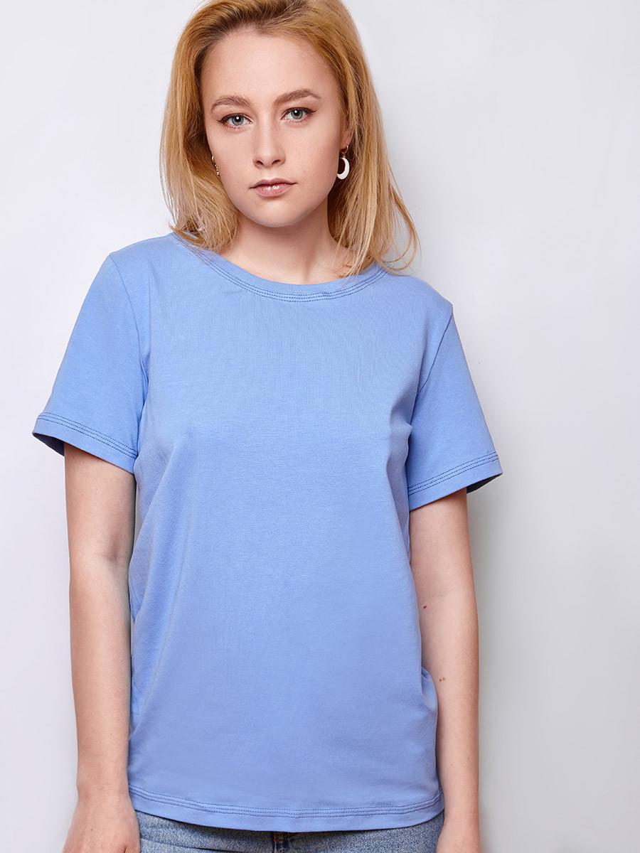 2432 футболка Regular, голубой (S)