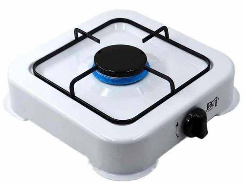 Газовая плита таганок на 1 конфорку D&T SMART 6001 | Газовая плита настольная