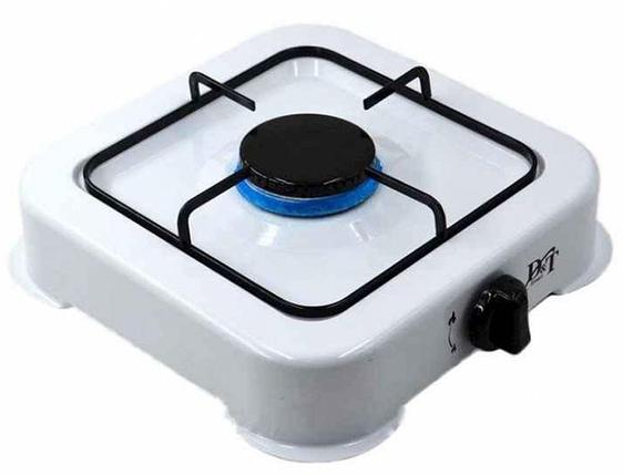 Газовая плита таганок на 1 конфорку D&T SMART 6001 | Газовая плита настольная, фото 2