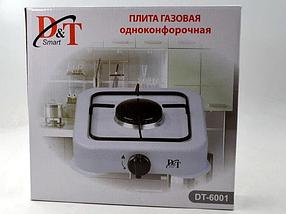 Газовая плита таганок на 1 конфорку D&T SMART 6001 | Газовая плита настольная, фото 3