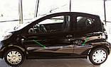 Молдинги на двері для Peugeot 107 3 Door 2005-2014, фото 6