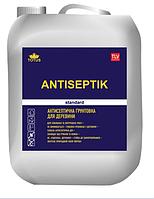 Антисептическая грунтовка для дерева Totus Antiseptik 5л