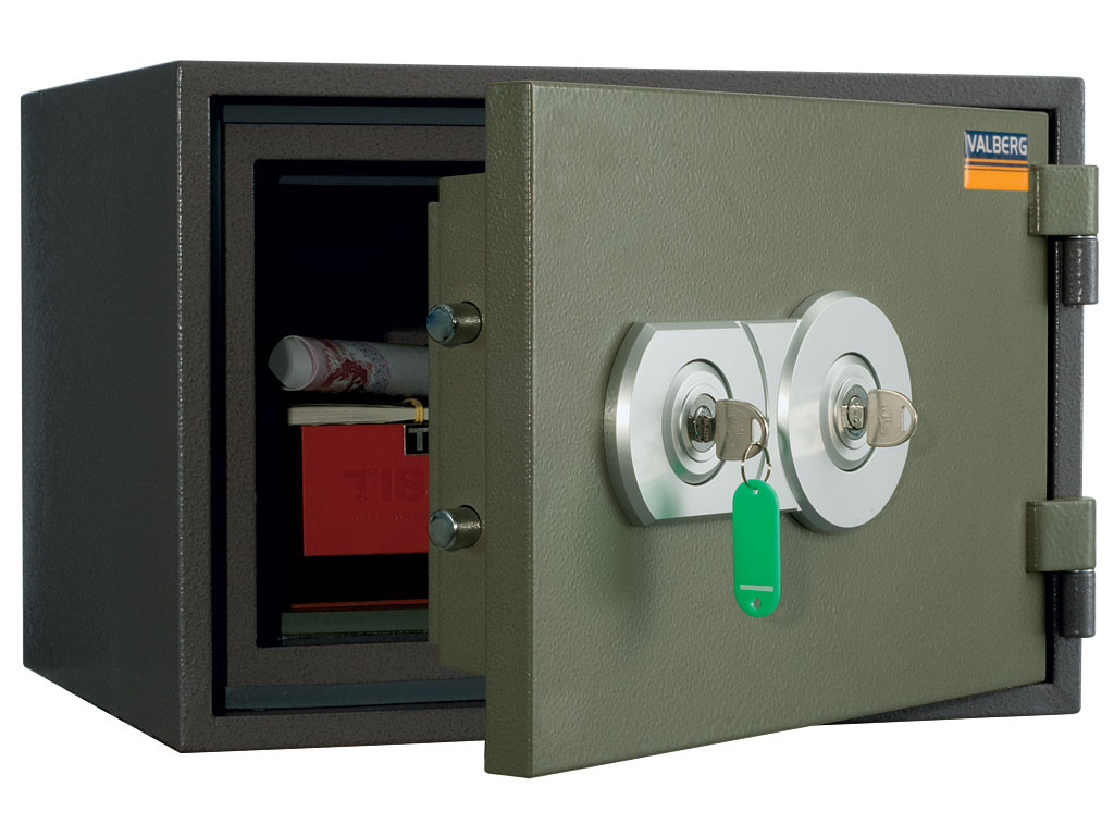 Вогнестійкий сейф VALBERG FRS-30 KL