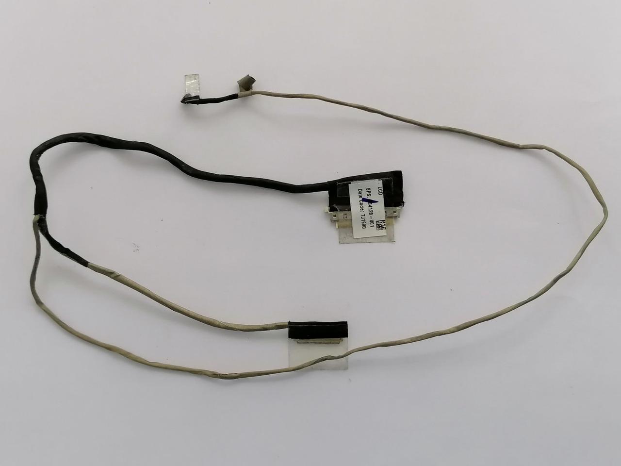 Б/У шлейф матрицы для ноутбука HP 250 G5, 255 G5, 250 G4, 255 G4, 15-AC, 15-AY, 15-AF