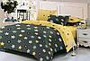 Комплект постільної білизни ТЕП Caroline бязь 215-200 см різнобарвний