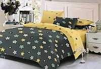 Комплект постельного белья ТЕП Caroline бязь 215-200 см разноцветный