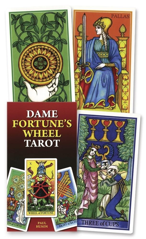 Dame Fortune's Wheel Tarot/ Таро Колеса Пані Удачі