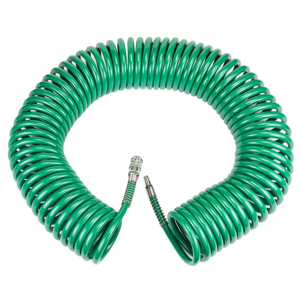 Шланг пневматический спиральный 6.5*10мм*20м REFINE 7012291