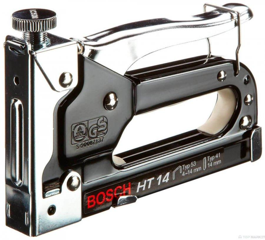 Такер ручной механический Bosch HT 14
