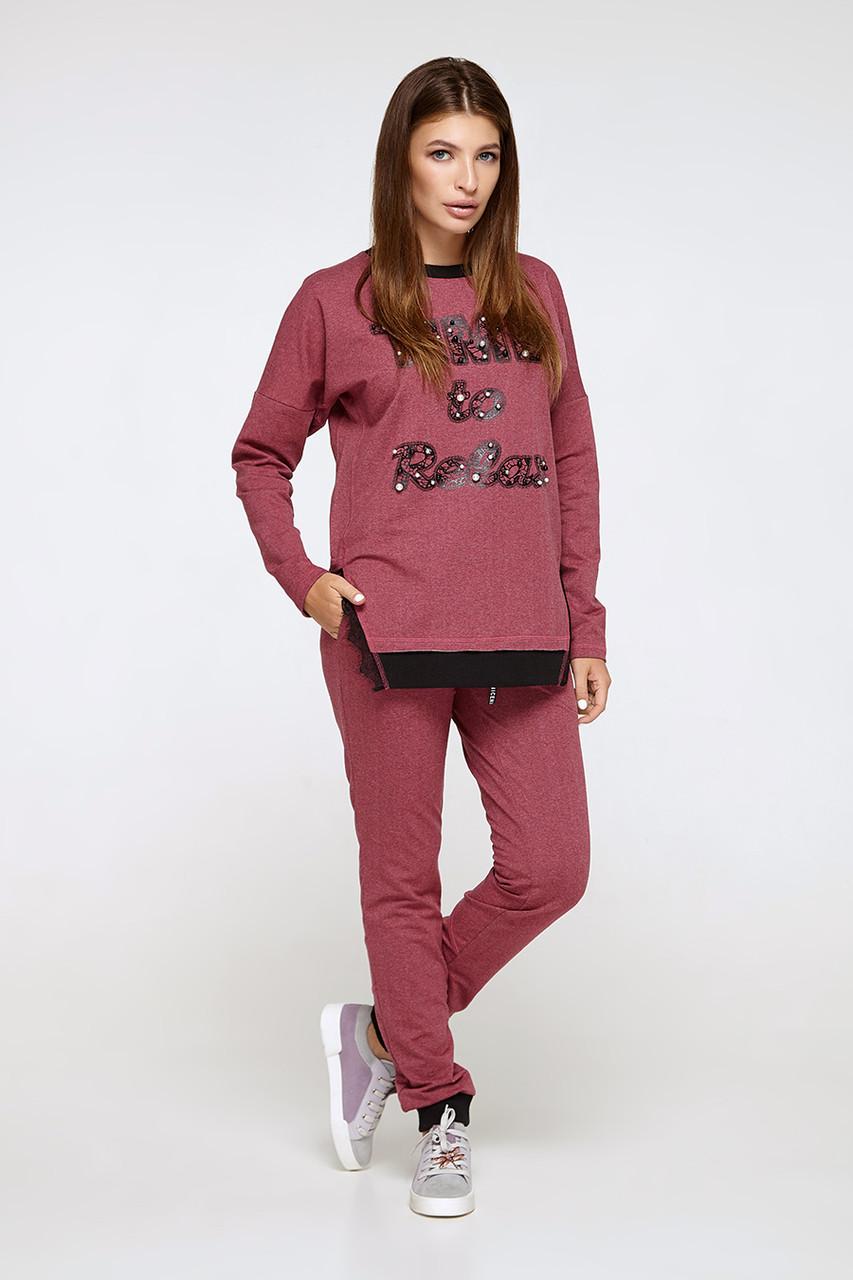 2280 костюм Карат, розовый (S)