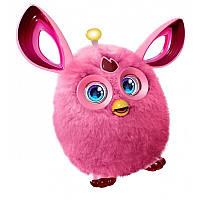 Интерактивная детская игрушка Ферби (копия) Furby Connect русскоязычная розовая