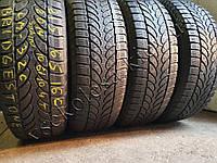 Зимние шины б/у 215/65 R16c Bridgestone