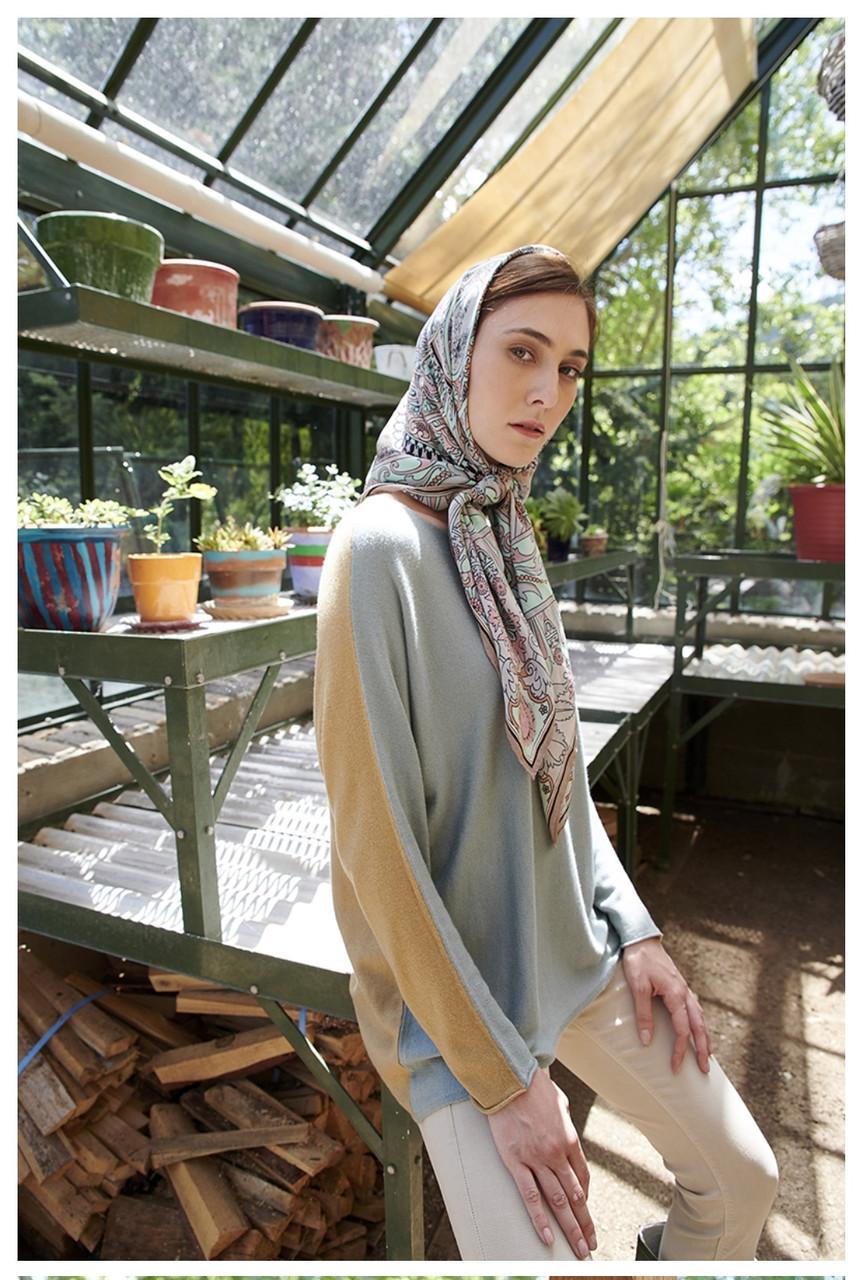Женский свитер, Marina V, французский трикотаж FW20-101 (PULLOVERS)