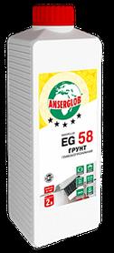 Грунт глубокого проникновения универсальный Anserglob EG 58 2л