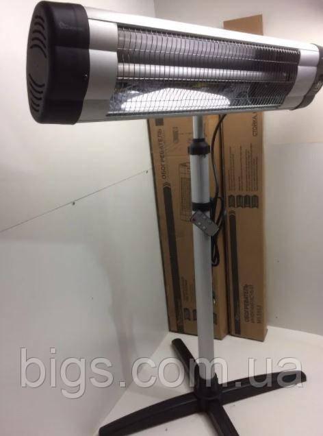 Инфракрасный обогреватель для дома электрический напольный 3000Вт Domotec MS-5953