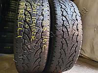Зимние шины б/у 195/65 R16c Pirelli