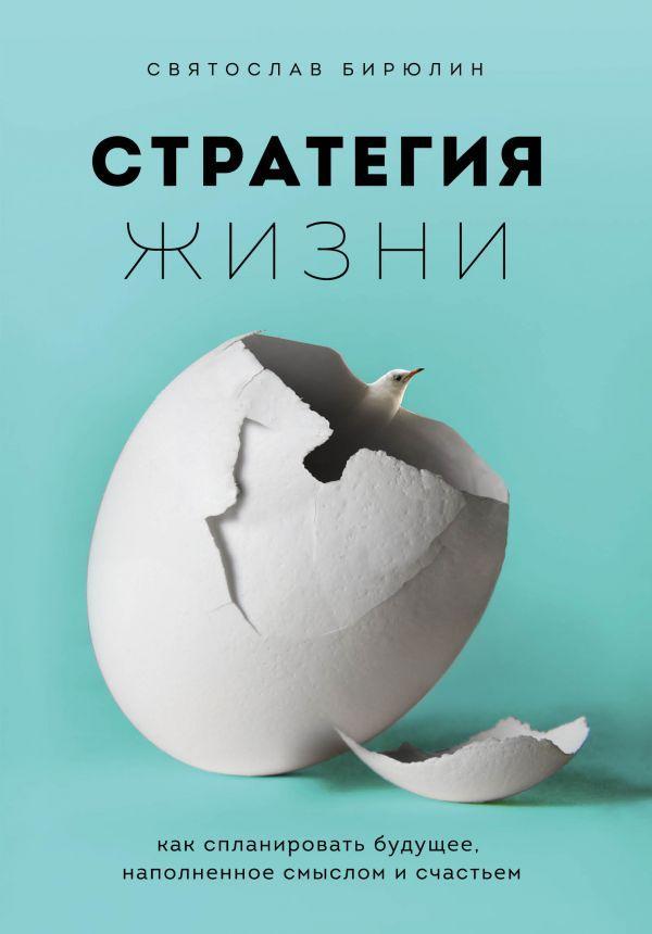 Книга Стратегія життя. Автор - Святослав Бірюлін (БОМБОРА)