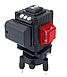 Лазерный уровень LEX LXNL-3DG зеленый луч,возможность использовать на улице, фото 3