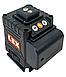 Лазерный уровень LEX LXNL-3DG зеленый луч,возможность использовать на улице, фото 5