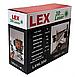 Лазерный уровень LEX LXNL-3DG зеленый луч,возможность использовать на улице, фото 8