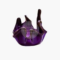 Ваза з ізомальт - Фіолетова