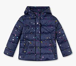 Стеганная осенняя куртка на девочку C&A Германия Размер 116