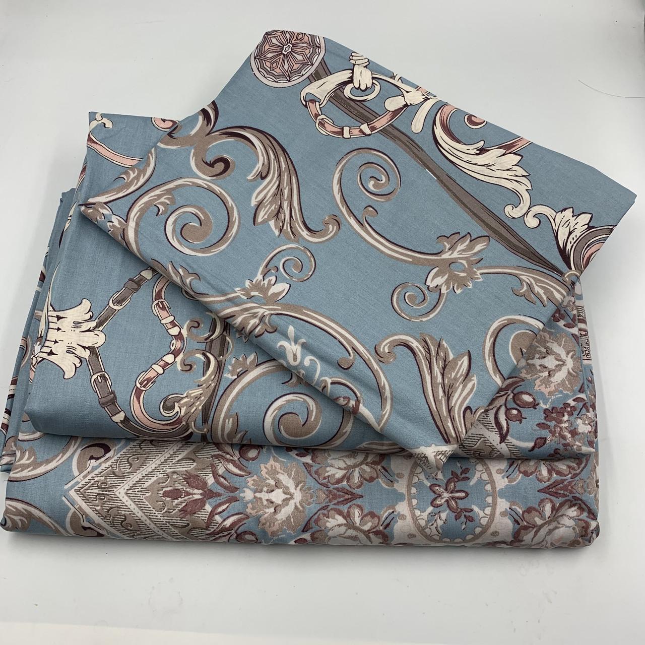 Полуторный комплект постельного белья Версаль,однокомпонентный
