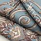 Полуторный комплект постельного белья Версаль,однокомпонентный, фото 4