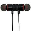 Навушники вакуумні Bluetooth SPORT MUSIC з магнітом, фото 2