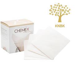 Фільтри для Кемекса Chemex 6/8/10 cup (Білі 10 шт.)